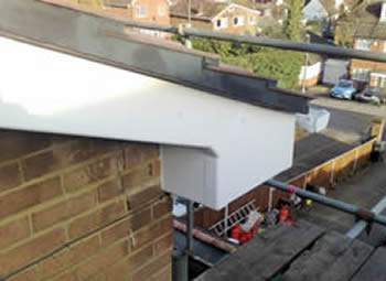 UPVC FASCIA'S SOFFITS CLADDING